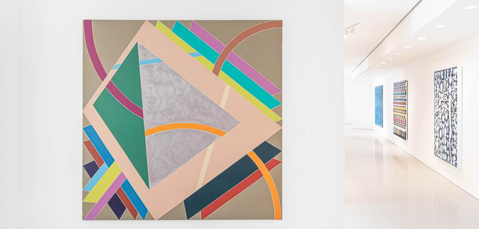 Distinctive/Instinctive: Postwar Abstract Painting