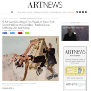 ARTnews, June 10, 2019