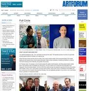 Artforum, October 8, 2016