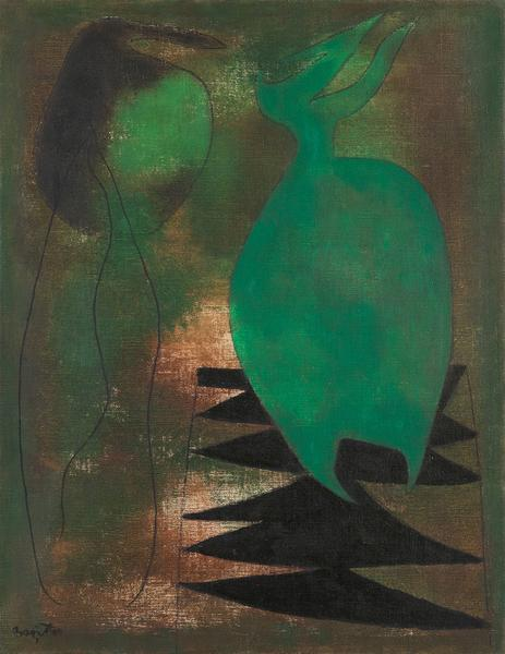 William Baziotes (1912–1963) Autumn, 1954 oi...