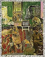 Romare Bearden: Fractured Tales: Intimate Collages