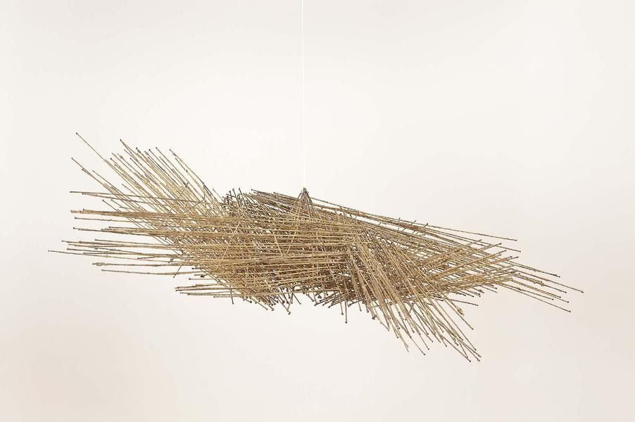 Harry Bertoia (1915-1978) Untitled, c.1962 brass c...