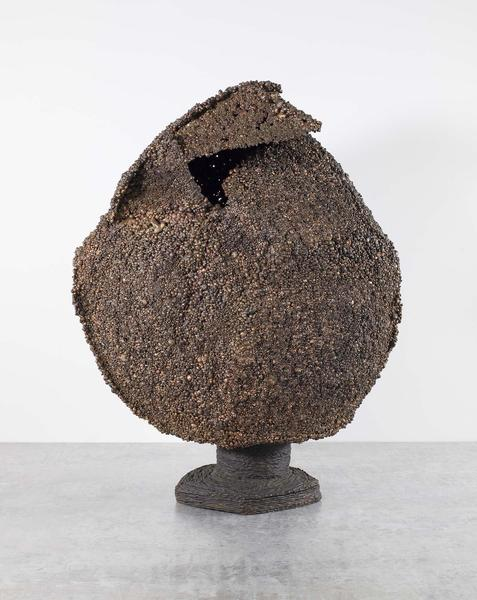 "Untitled, c.1960 welded copper and bronze 22""..."
