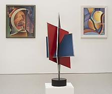 American Abstraction, 1930-1945