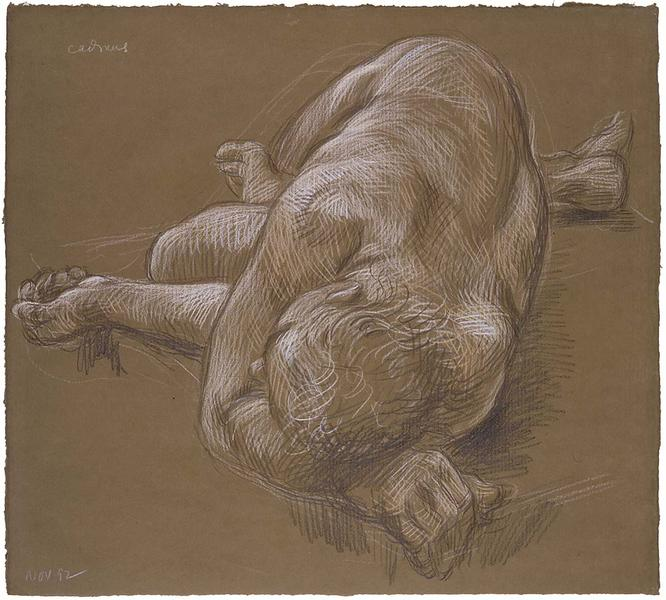Paul Cadmus (1904–1999) Reclining Nude (Nov...