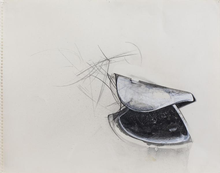 Jay DeFeo (1929–1989) Untitled (Shoe Tree) L...