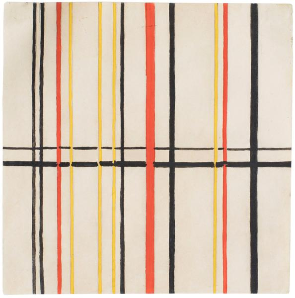 Burgoyne Diller (1906–1965) Untitled (Third...
