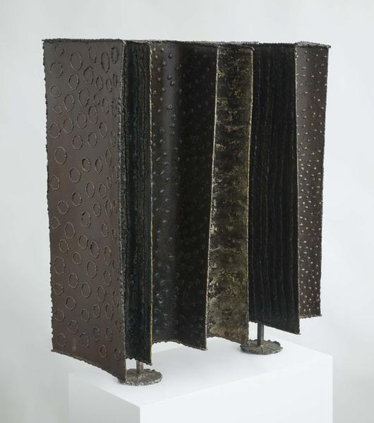 Paul Evans (1931-1987) Untitled, c.1960 bronze, po...