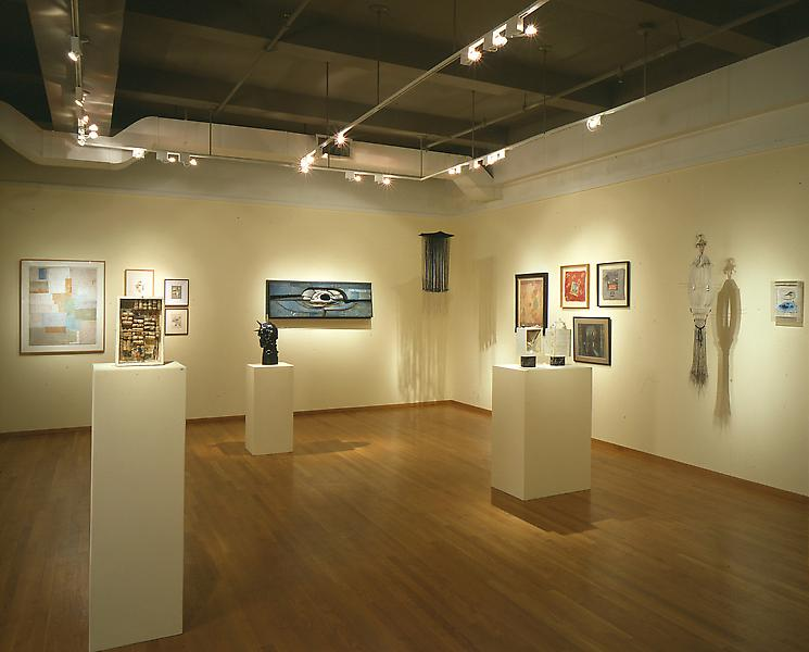Installation Views - Fiber and Form: The Woman's Legacy - June 13 – September 3, 1996 - Exhibitions
