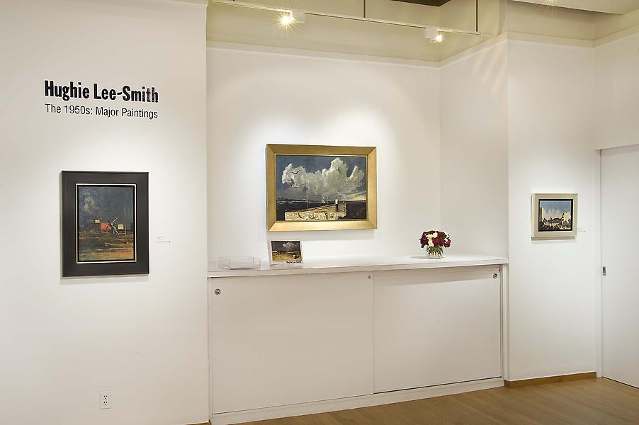 Installation Views - Hughie Lee-Smith: The 1950s - November 5, 2011 – January 21, 2012 - Exhibitions