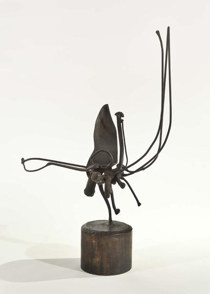 Richard Hunt (b.1935) Untitled, c.1956 welded stee...