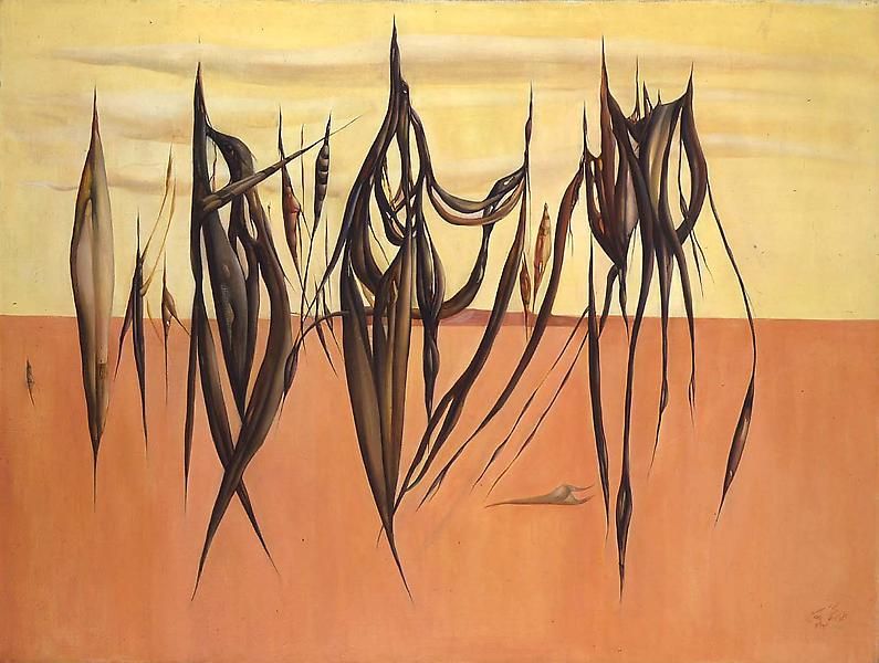 Atlantic Pastorale, 1945-47 oil on canvas 30 1/4&q...