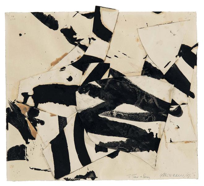 Conrad Marca-Relli (1913–2000) Untitled [MAR...