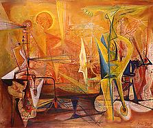 Boris Margo: Surrealism to Abstraction, 1932 - 195...