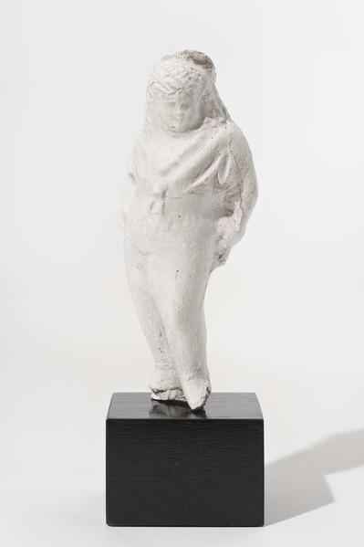 Untitled, c.1943-1945 plaster with graphite 6 1/4&...