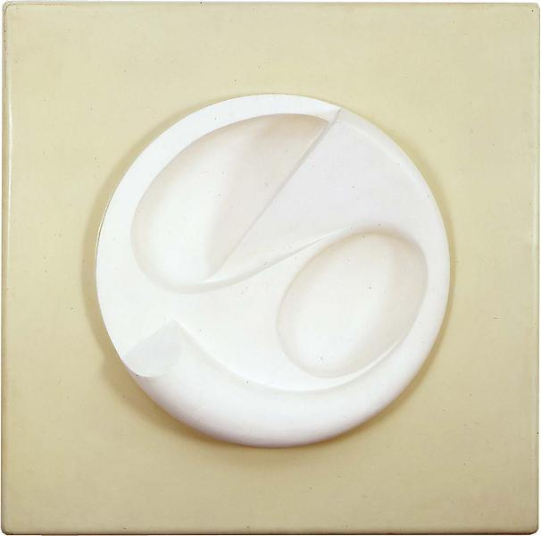 White Construction, 1932-1933 oil, wood and plaste...