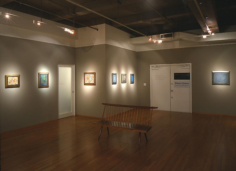 Installation Views - Charles Seliger: The Nascent Image - Recent Paintings - March 11 – May 1, 1999 - Exhibitions