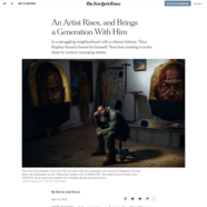 The New York Times, April 12, 2019