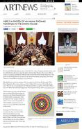 ArtNews, April 15, 2015