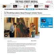 Wall Street Journal online, November 28, 2016