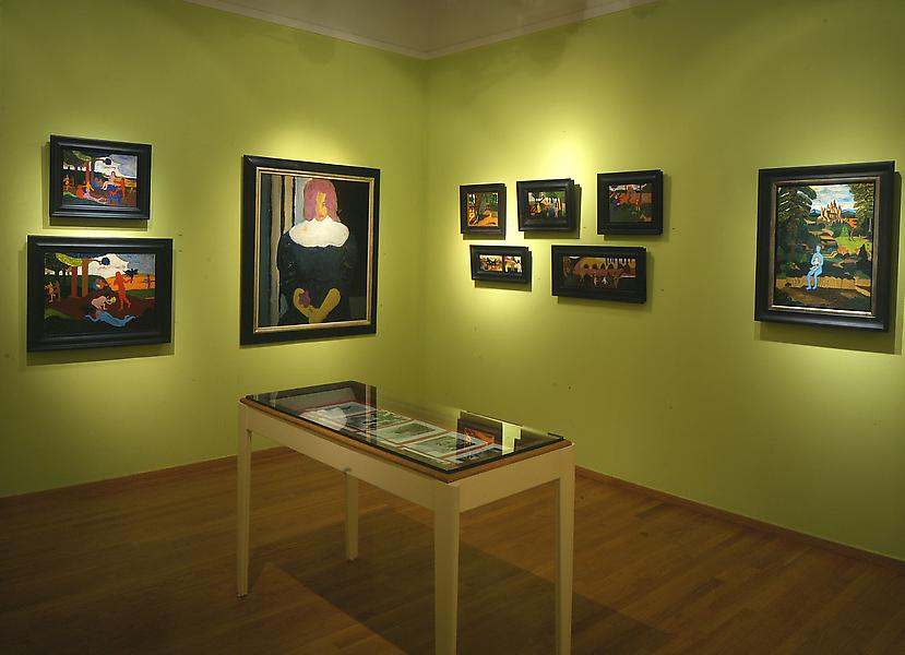 Installation Views - Bob Thompson: Fantastic Visions, Paintings & Drawings - November 5, 1998 – January 9, 1999 - Exhibitions