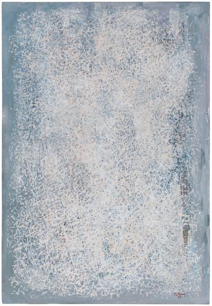 Mark Tobey (1890–1976) White Writing, 1955 t...