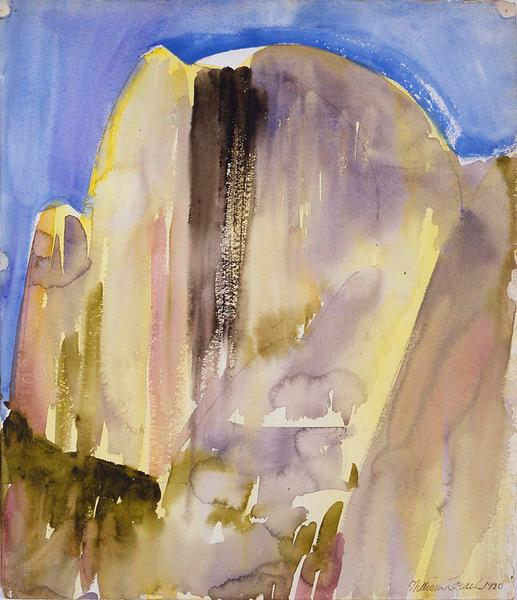 William Zorach (1887–1966) Half Dome, Yosemi...