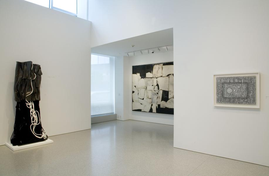 Installation Views - It's Never Just Black or White - May 21 – August 7, 2015 - Exhibitions
