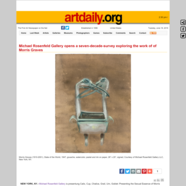 ArtDaily, June 17, 2019