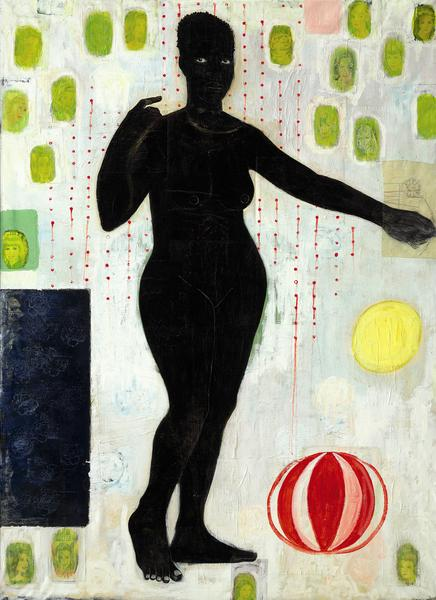 Kerry James Marshall (b.1955) You Must Suffer if Y...