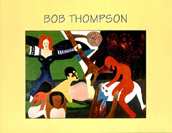 Bob Thompson: Heroes, Martyrs, and Spectres